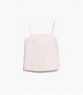 Amelie Top in Light Peach